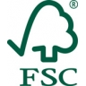 Logo Forest stewardship council