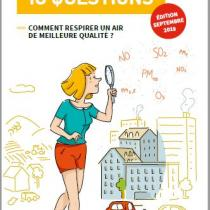 Le guide  « La pollution de l'air en 10 questions  »