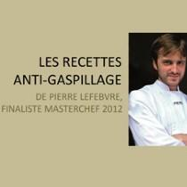 Recettes anti gaspillage