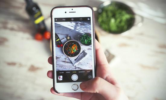 Smartphone appli gaspillage alimentaire